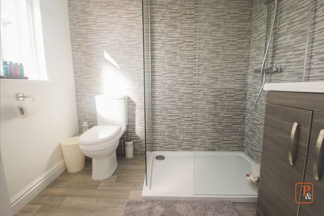 Bathroom of St Andrews Avenue, Colchester, Essex CO4
