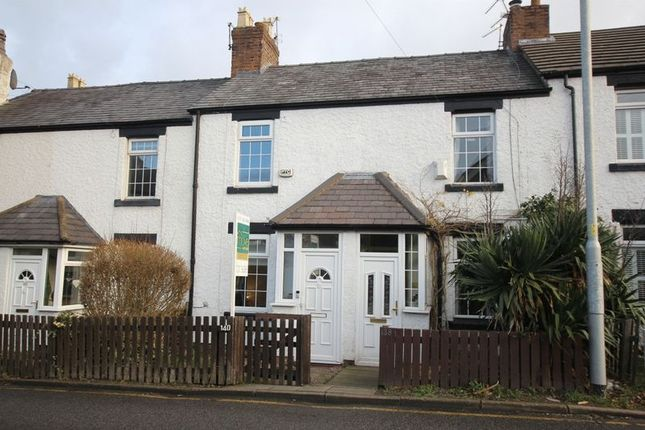 Exterior of Pensby Road, Heswall, Wirral CH60