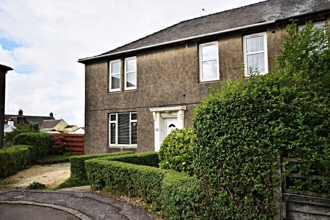 Thumbnail Flat for sale in Woodfield Crescent, Ayr