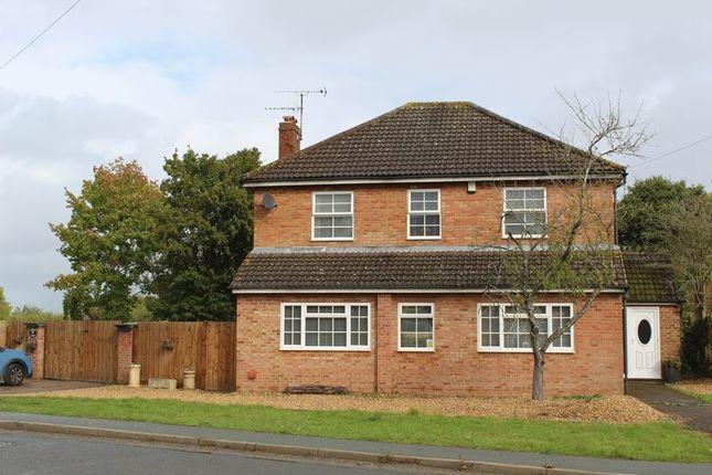 Thumbnail Detached house for sale in Badgeworth Lane, Cheltenham, Gloucestershire