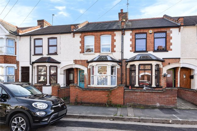 Thumbnail Terraced house for sale in Belgrave Avenue, Watford, Hertfordshire