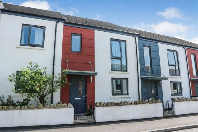 Thumbnail Terraced house for sale in Brunton Road, Pool, Redruth, Cornwall