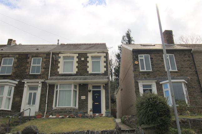 2 bed semi-detached house for sale in Old Road, Briton Ferry, Neath SA11