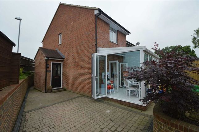 Thumbnail End terrace house for sale in Forest Dene, Crowborough
