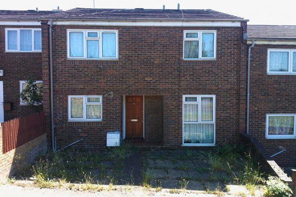 Thumbnail Terraced house to rent in Rosebank Walk, Woolwich, London SE18, Woolwich,