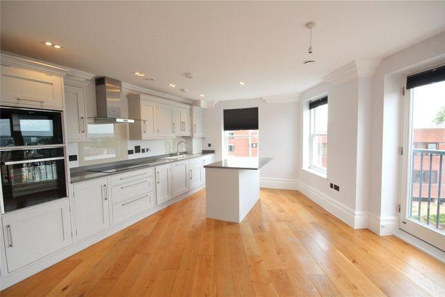 Thumbnail Flat to rent in The Pembroke, 68 London Road, Sevenoaks, Kent
