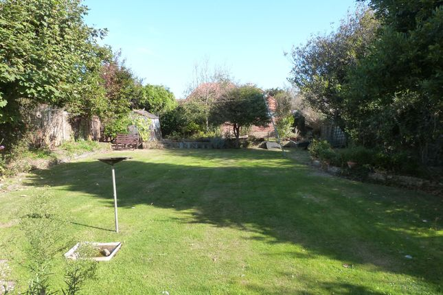 Rear Garden of Seal Road, Selsey, Chichester PO20