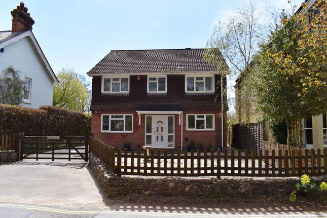 Thumbnail Detached house for sale in Balmer Lawn Road, Brockenhurst
