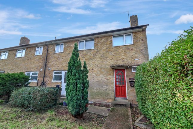 3 bed end terrace house for sale in Coniston Road, Kings Langley WD4