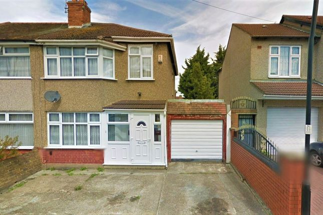 Thumbnail Semi-detached house to rent in Waxlow Crescent, Southall