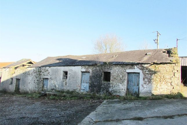 Property to rent in Unconverted Barn At Llwyn, Llangain, Carmarthen