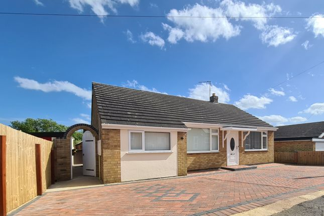 Thumbnail Detached bungalow for sale in Trinity Road, Rothwell, Kettering
