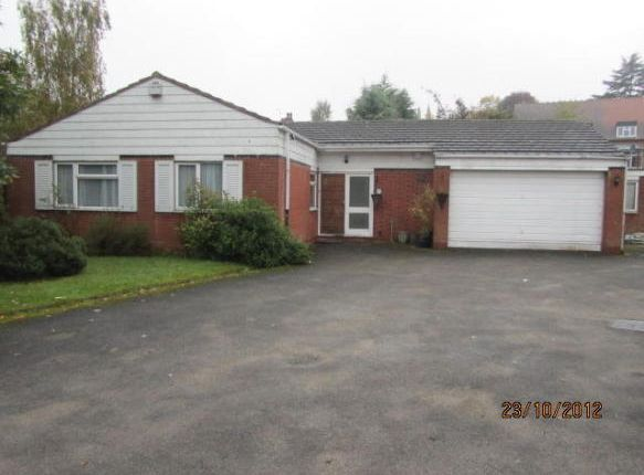 Detached bungalow for sale in Shelsley Drive, Moseley