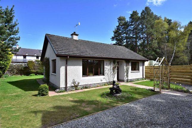 Thumbnail Detached bungalow for sale in School Road, Dulnain Bridge, Grantown-On-Spey