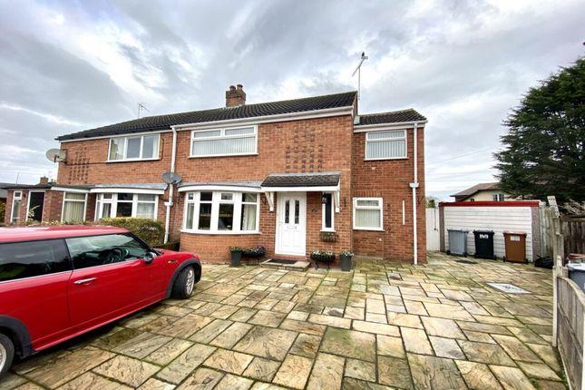 Thumbnail Semi-detached house for sale in Lea Drive, Nantwich