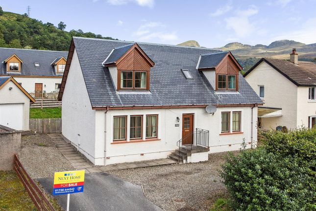 Thumbnail Detached house for sale in Staffin, Monemore, Killin