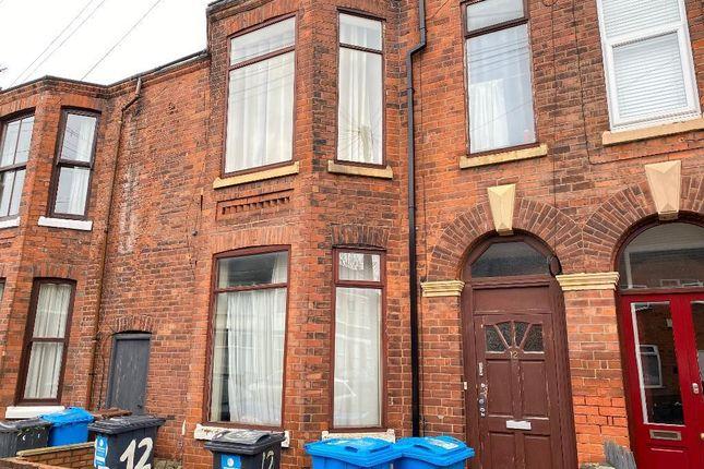 Thumbnail Terraced house for sale in Heathcote Street, Hull