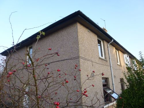 Thumbnail Flat to rent in Hunterfield Road, Gorebridge EH23,