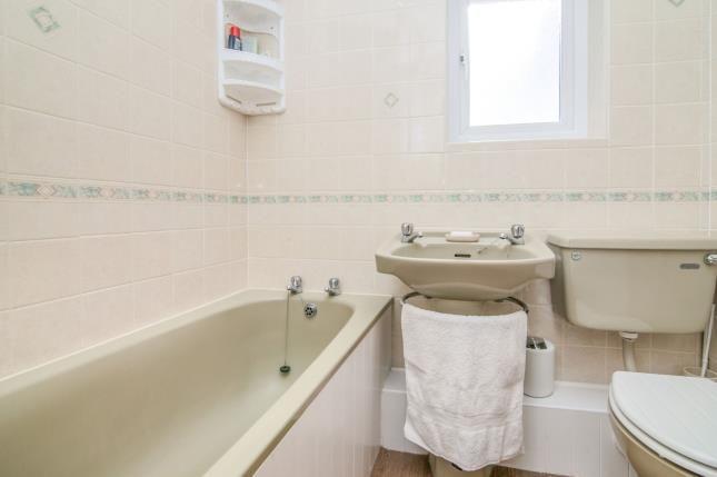 Bathroom of Pentire, Newquay, Cornwall TR7