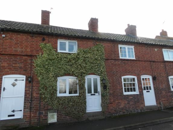 Thumbnail Terraced house for sale in Church Lane, Muston, Nottingham, Nottinghamshire