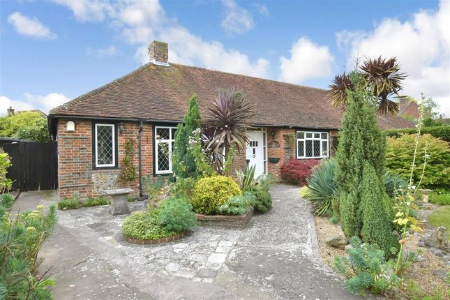 Thumbnail Bungalow for sale in Fishbourne Road West, Chichester, West Sussex