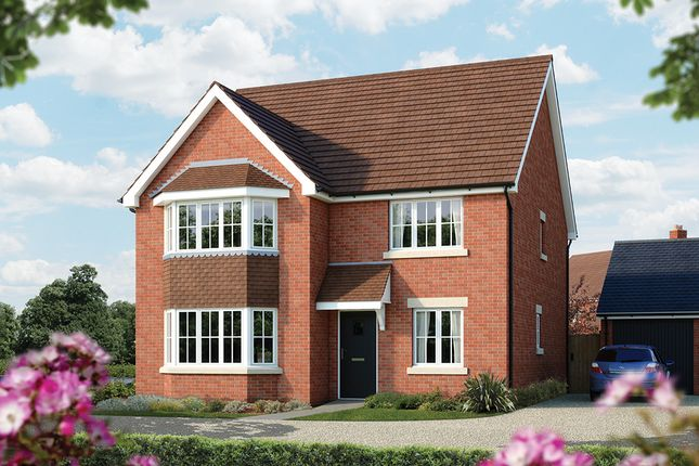 "Thumbnail Detached house for sale in ""The Oxford"" at Holden Close, Biddenham, Bedford"