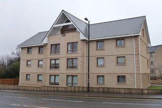 Thumbnail Flat to rent in Portwell, Hamilton