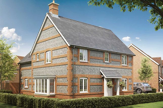 "Thumbnail Detached house for sale in ""The Fairford"" at Drove Lane, Main Road, Yapton, Arundel"
