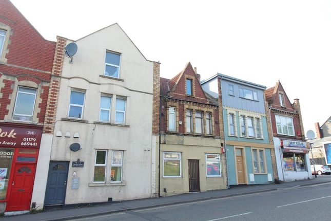 Thumbnail Flat to rent in West Street, Bristol
