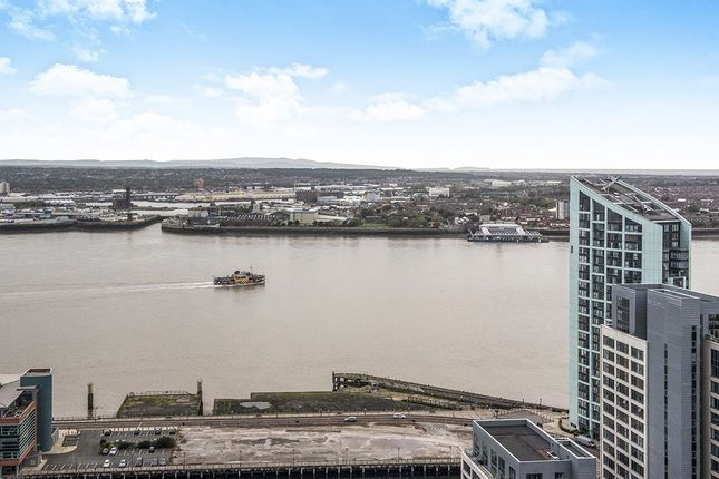 Thumbnail Flat for sale in Old Hall Street, Liverpool
