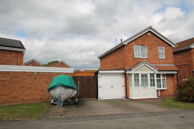 Thumbnail Detached house for sale in Ash Way, Birmingham, West Midlands