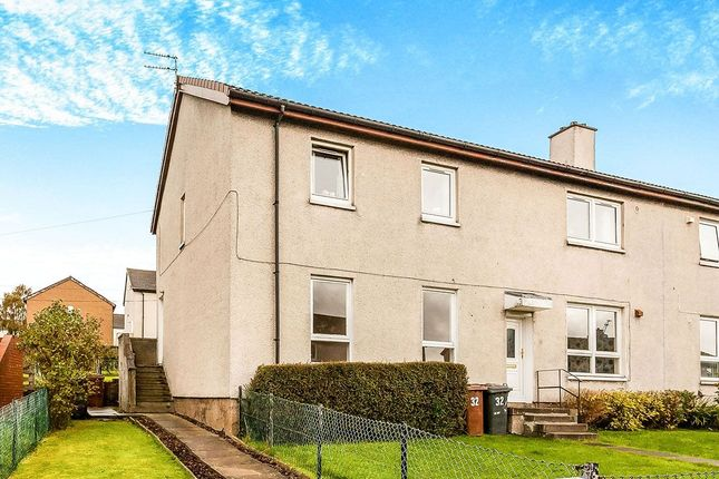 Thumbnail Flat for sale in Jubilee Crescent, Gorebridge