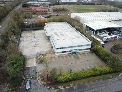 Thumbnail Warehouse for sale in Transport House, Brick Close, Kiln Farm, Milton Keynes