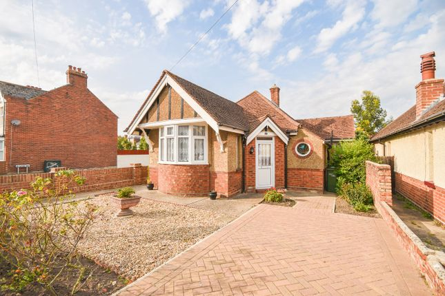 Thumbnail Detached bungalow for sale in Phillip Road, Folkestone