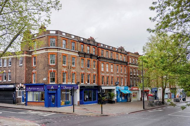 Exterior of Brixton Hill, London, London SW2