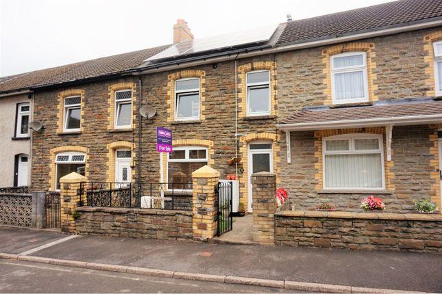 Thumbnail Terraced house for sale in Chapel Farm Terrace, Newport