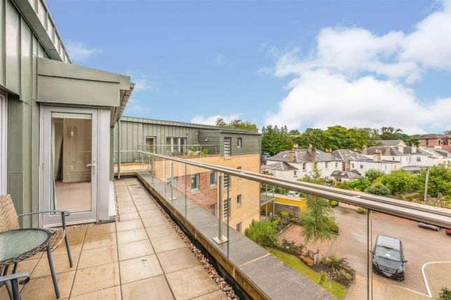 Thumbnail Flat for sale in Lyle Court, 25 Barnton Grove, Edinburgh