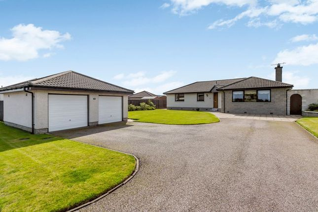 Thumbnail Detached bungalow for sale in Drumsmittal Road, North Kessock, Inverness