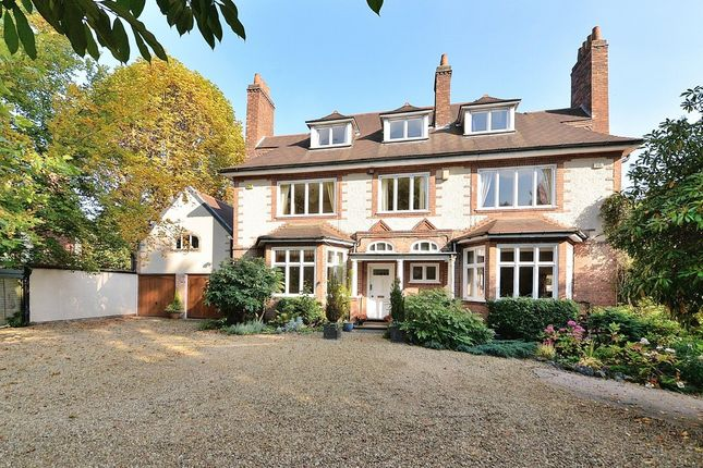 Thumbnail Detached house for sale in Farquhar Road, Edgbaston, Birmingham