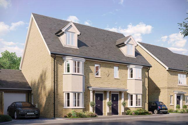 Gardiners Close Basildon New Homes