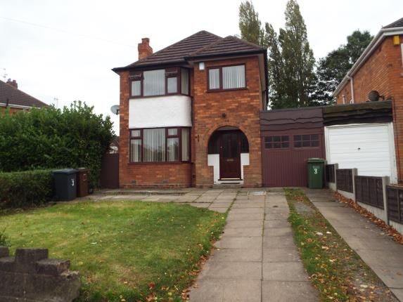 Thumbnail Property for sale in Coniston Avenue, Solihull, West Midlands