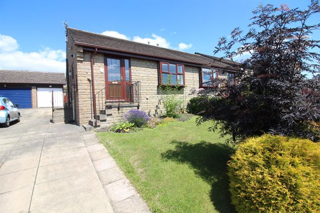 Thumbnail Bungalow for sale in The Acres, Addingham, Ilkley