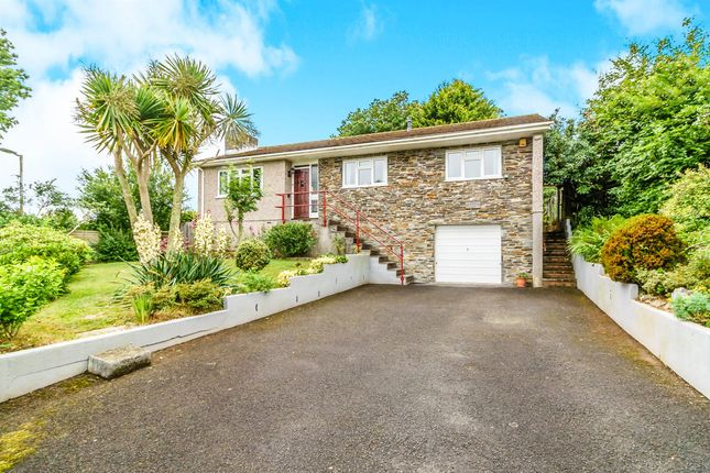 Thumbnail Detached bungalow for sale in Meadow Way, Plympton, Plymouth