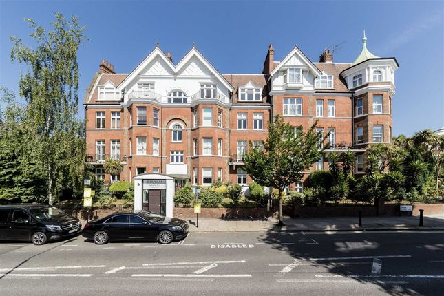 Thumbnail Flat for sale in Quex Road, London
