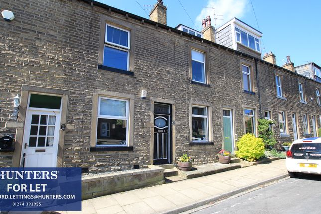 Thumbnail Terraced house to rent in Belgrave Road, Bingley