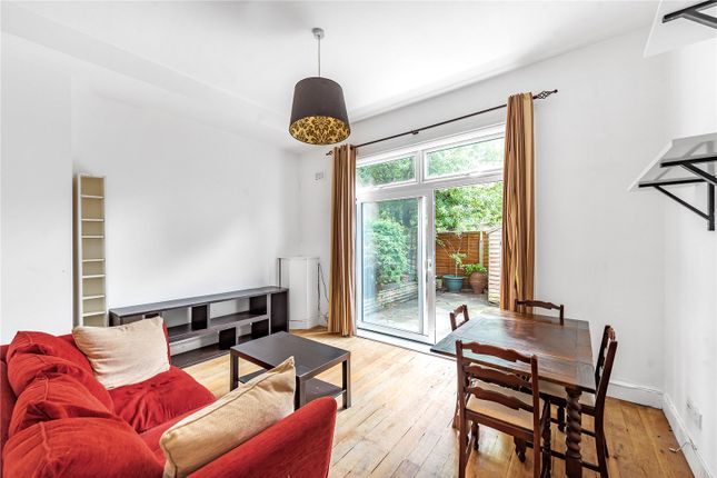 Thumbnail Flat to rent in Minster Road, West Hampstead, London
