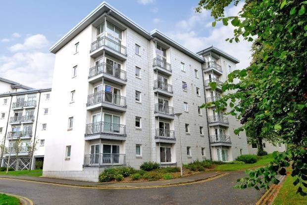 Thumbnail Flat to rent in Queens Crescent, Aberdeen