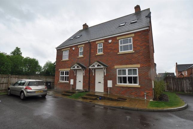 Thumbnail Property to rent in Weavers Orchard, Arlesey, Bedfordshire
