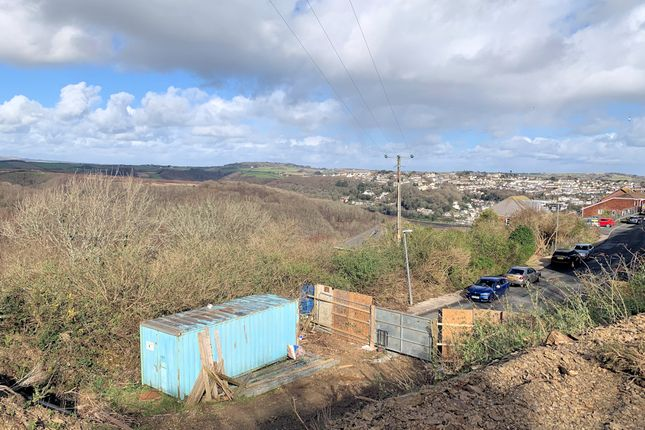 View Over Site To Looe