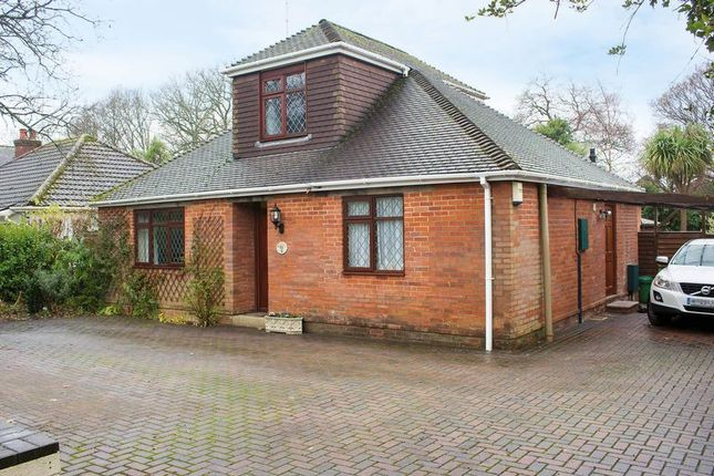 Thumbnail Detached bungalow for sale in Lower Mullins Lane, Hythe, Southampton
